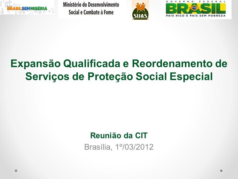 Reunião da CIT Brasília, 1º/03/2012