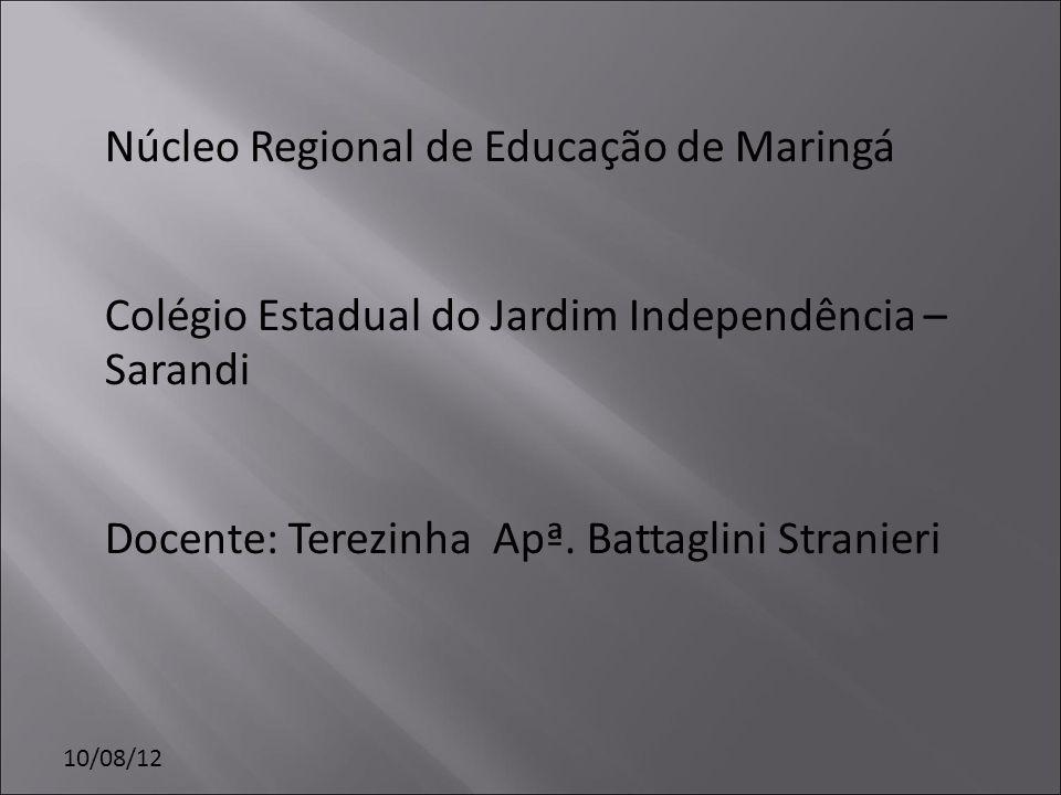 Núcleo Regional de Educação de Maringá