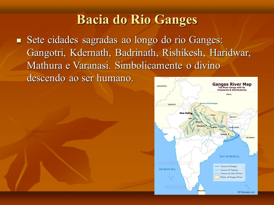 Bacia do Rio Ganges