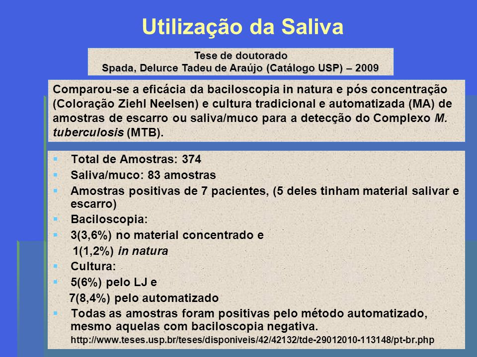 Spada, Delurce Tadeu de Araújo (Catálogo USP) – 2009