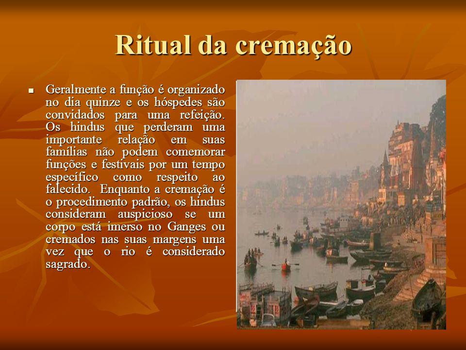 Ritual da cremação