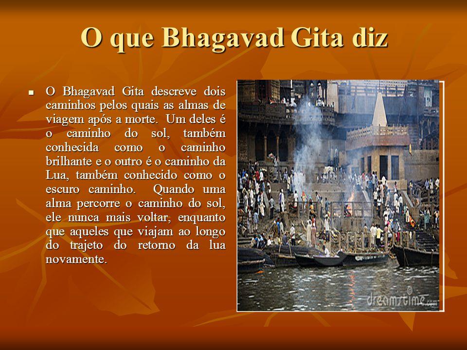 O que Bhagavad Gita diz