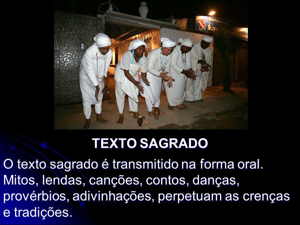 TEXTO SAGRADO