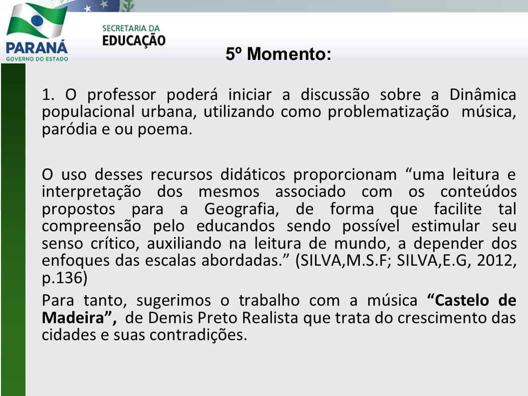 5º Momento: 1.
