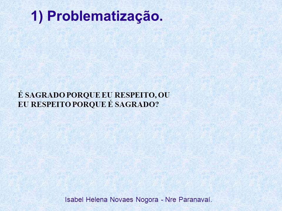 Isabel Helena Novaes Nogora - Nre Paranavaí.