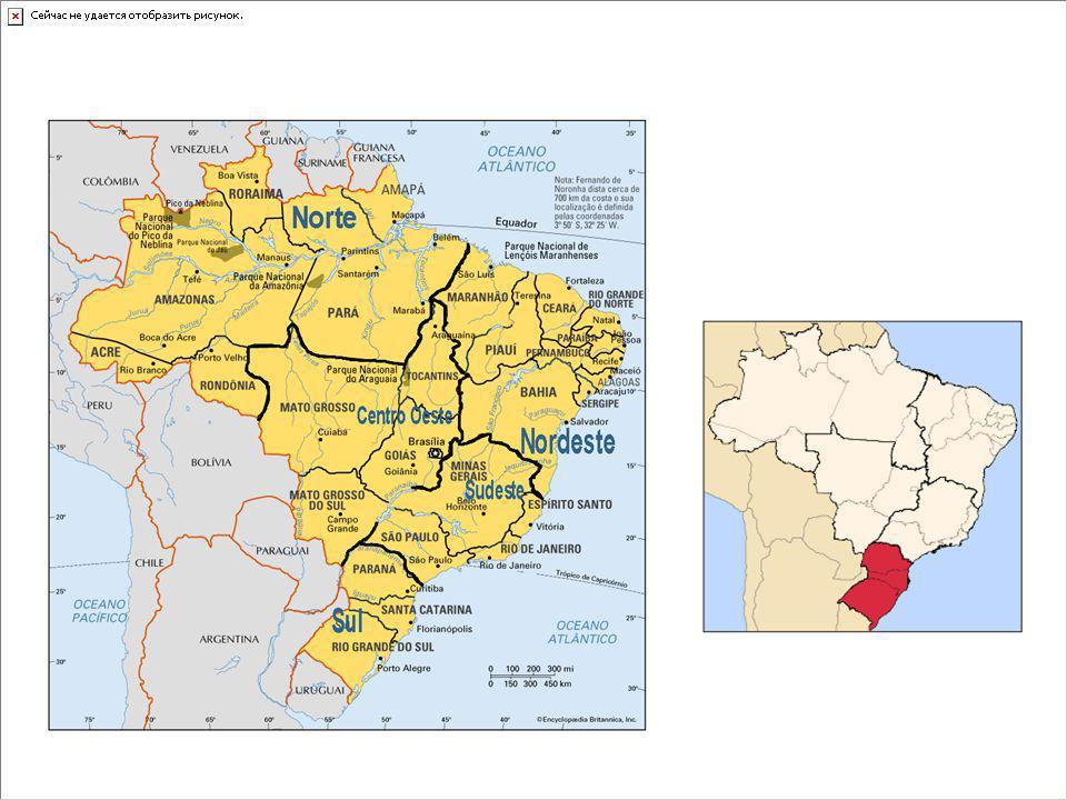 BRASIL REGIÃO SUL DO BRASIL