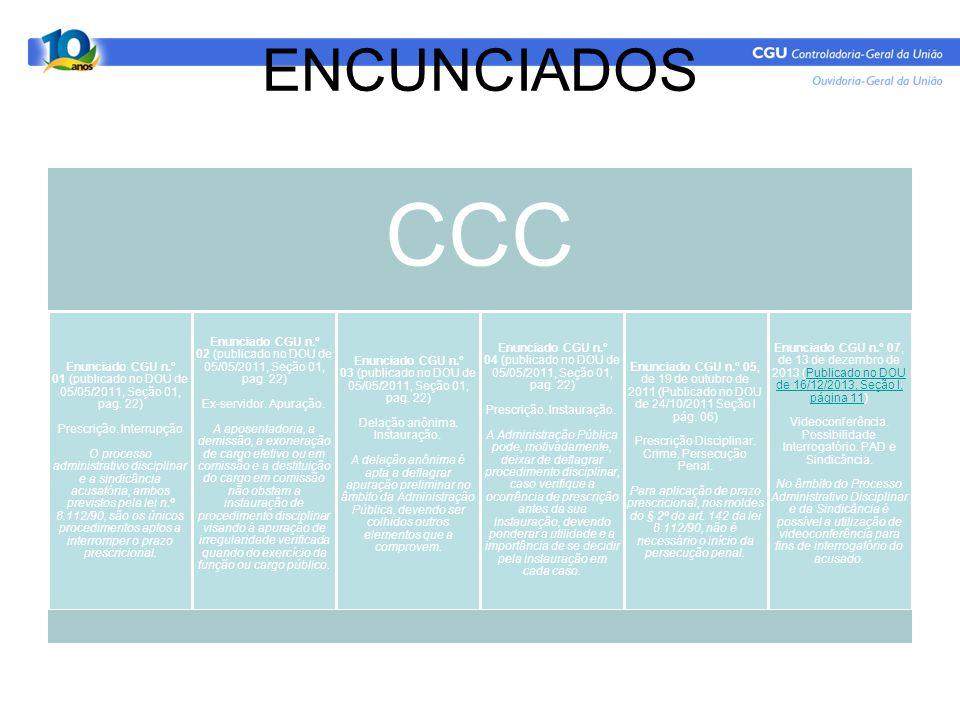 ENCUNCIADOS CCC.