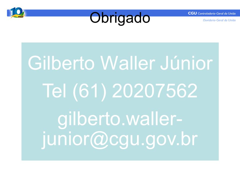 Gilberto Waller Júnior