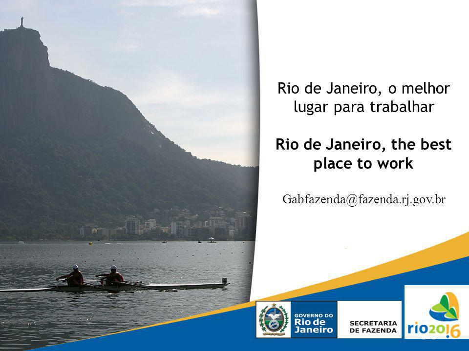 Rio de Janeiro, the best place to work