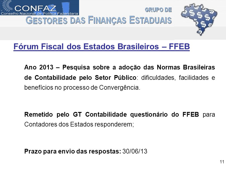 Fórum Fiscal dos Estados Brasileiros – FFEB