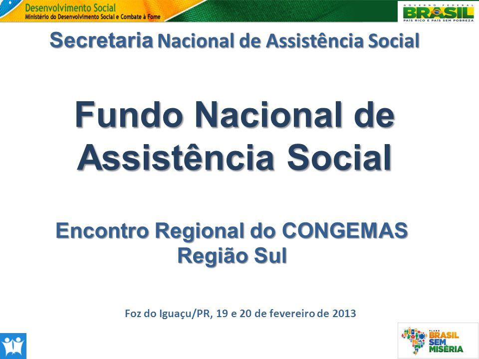 Fundo Nacional de Assistência Social