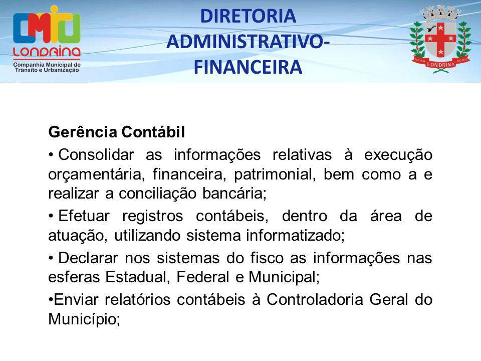ADMINISTRATIVO-FINANCEIRA