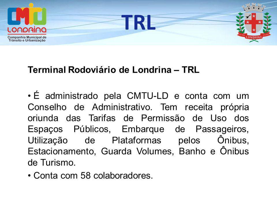 TRL Terminal Rodoviário de Londrina – TRL