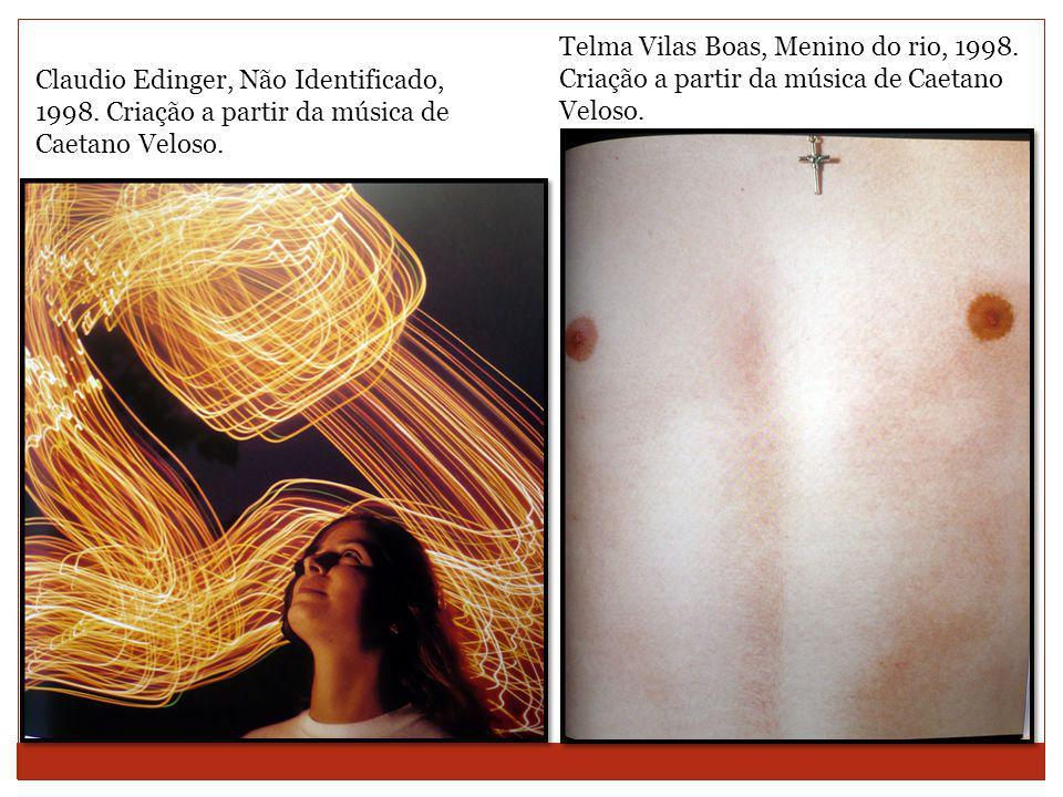 Telma Vilas Boas, Menino do rio, 1998