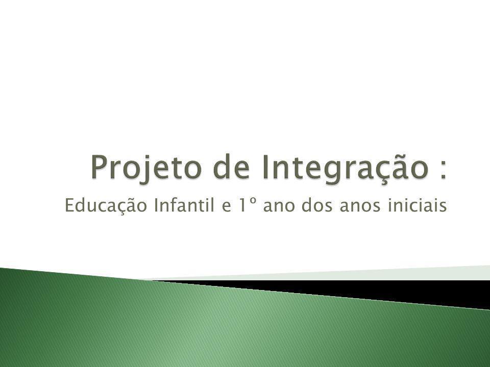 Projeto de Integração :