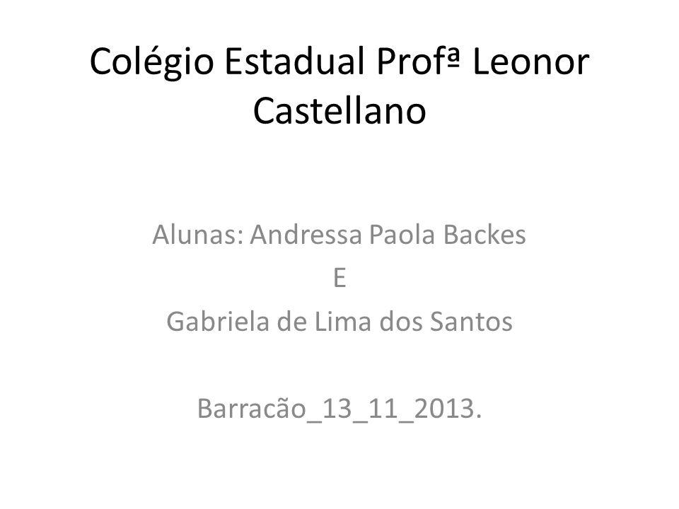 Colégio Estadual Profª Leonor Castellano