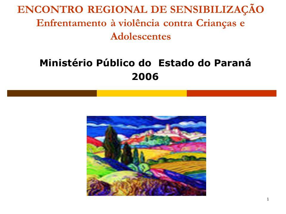Ministério Público do Estado do Paraná 2006