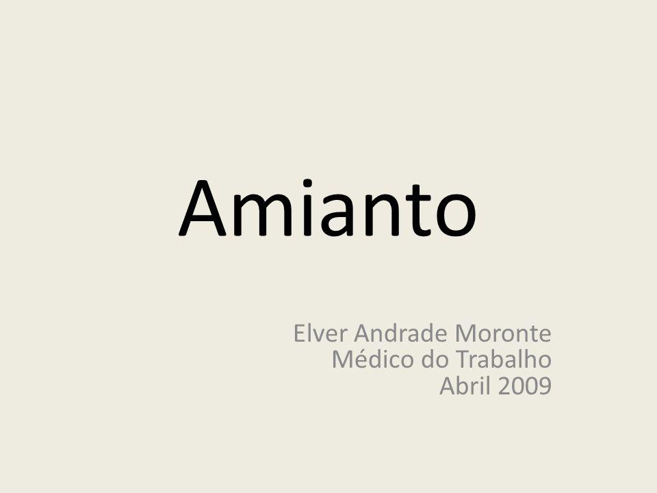 Elver Andrade Moronte Médico do Trabalho Abril 2009