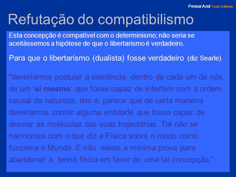 Refutação do compatibilismo