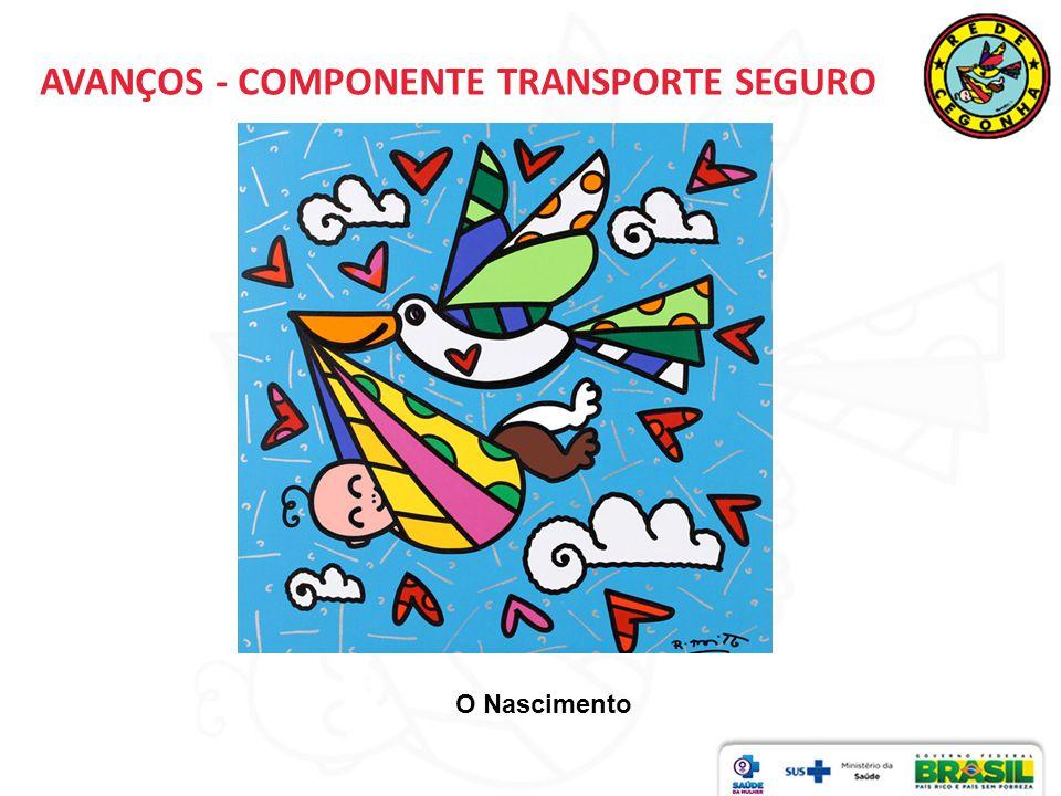 AVANÇOS - COMPONENTE TRANSPORTE SEGURO
