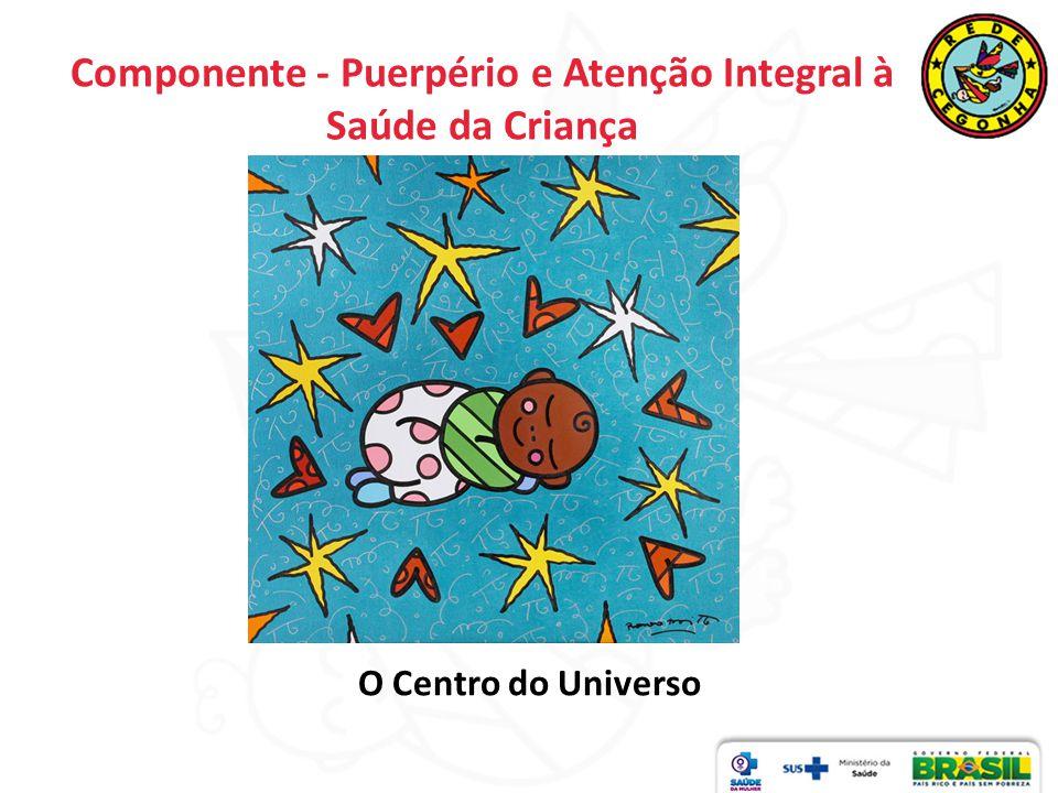 Componente - Puerpério e Atenção Integral à Saúde da Criança