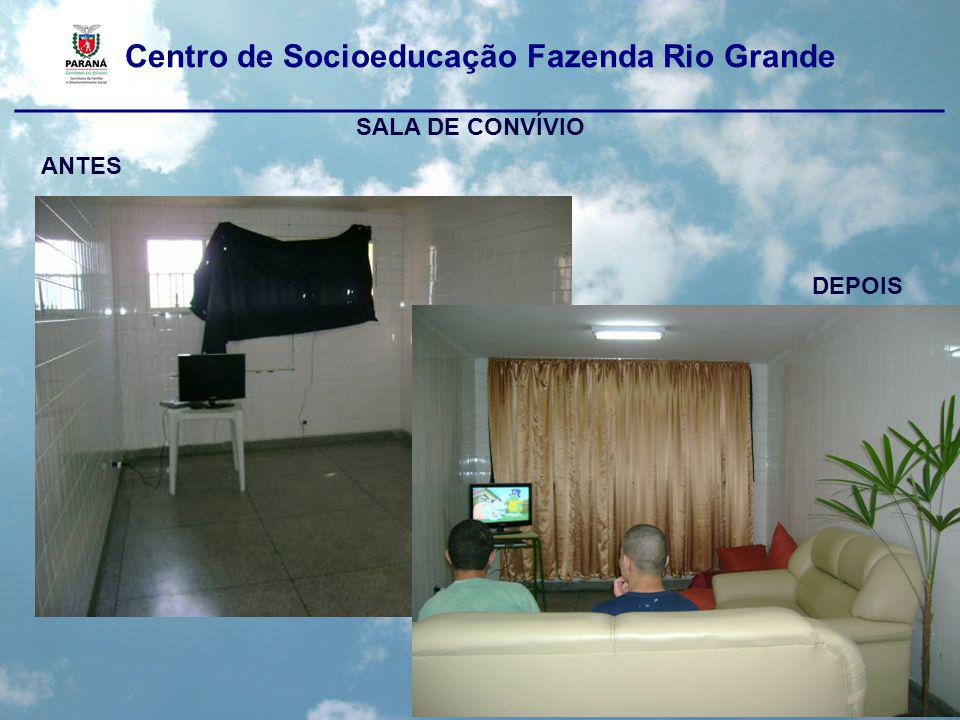 Centro de Socioeducação Fazenda Rio Grande ____________________________________________________