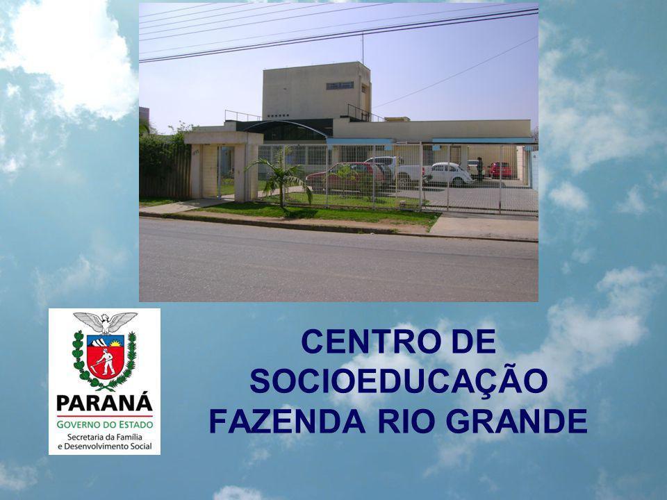 CENTRO DE SOCIOEDUCAÇÃO FAZENDA RIO GRANDE