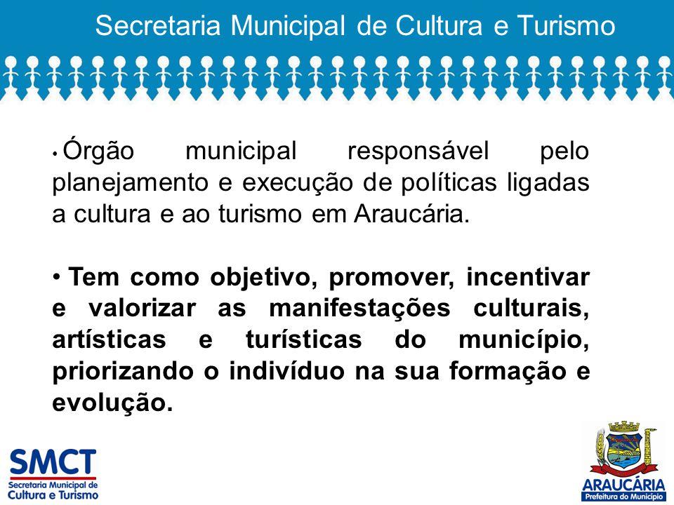 Secretaria Municipal de Cultura e Turismo