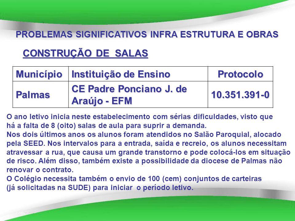 CE Padre Ponciano J. de Araújo - EFM 10.351.391-0