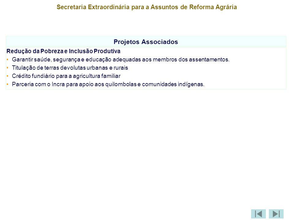 Secretaria Extraordinária para a Assuntos de Reforma Agrária