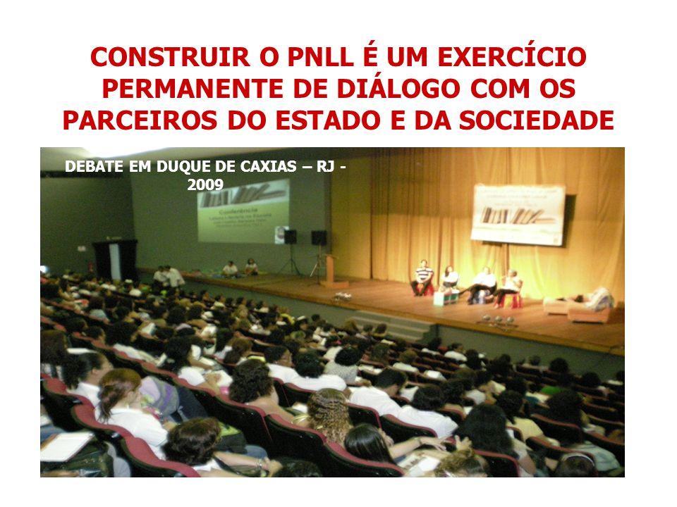 DEBATE EM DUQUE DE CAXIAS – RJ - 2009