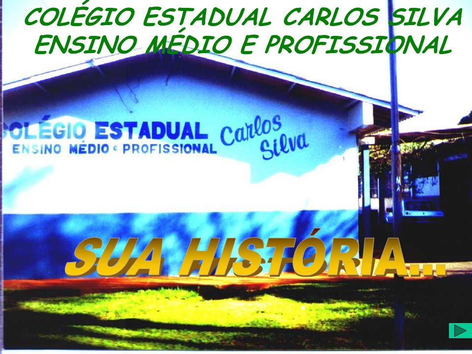 COLÉGIO ESTADUAL CARLOS SILVA ENSINO MÉDIO E PROFISSIONAL