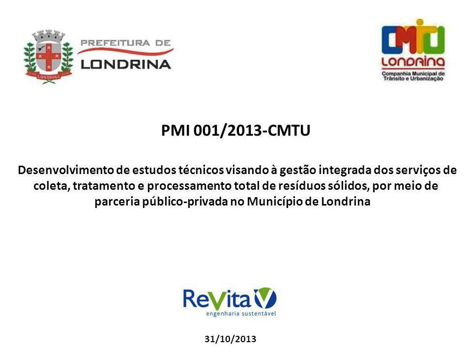 PMI 001/2013-CMTU