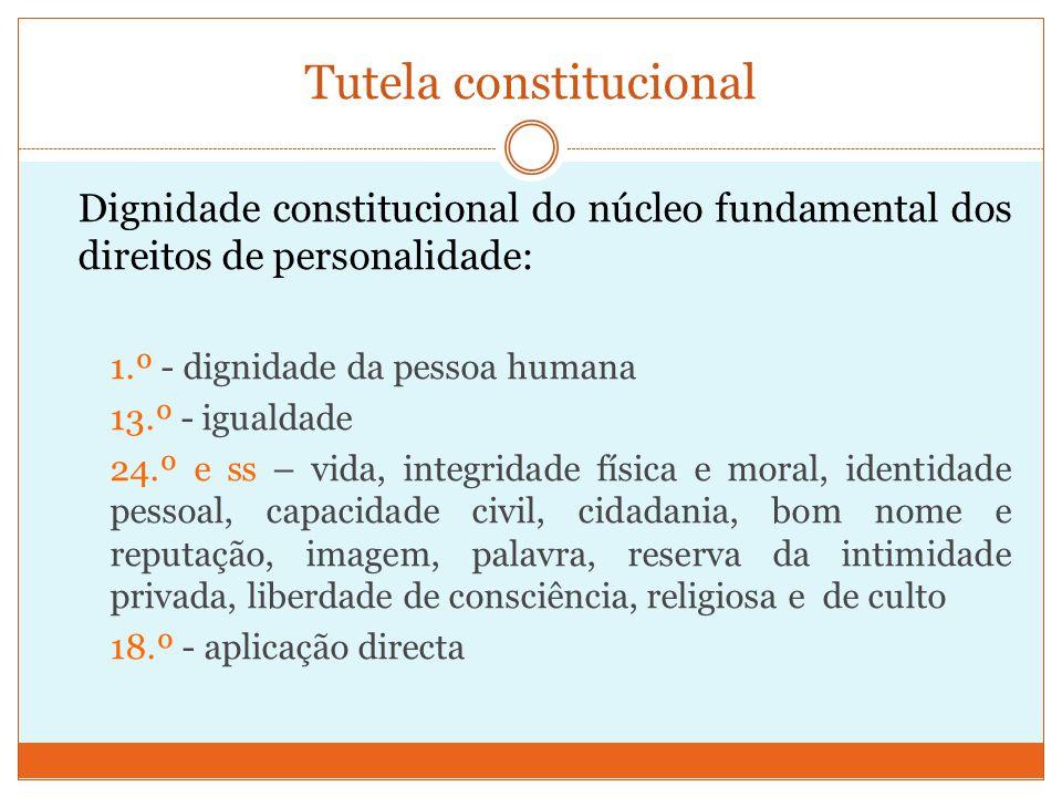 Tutela constitucional