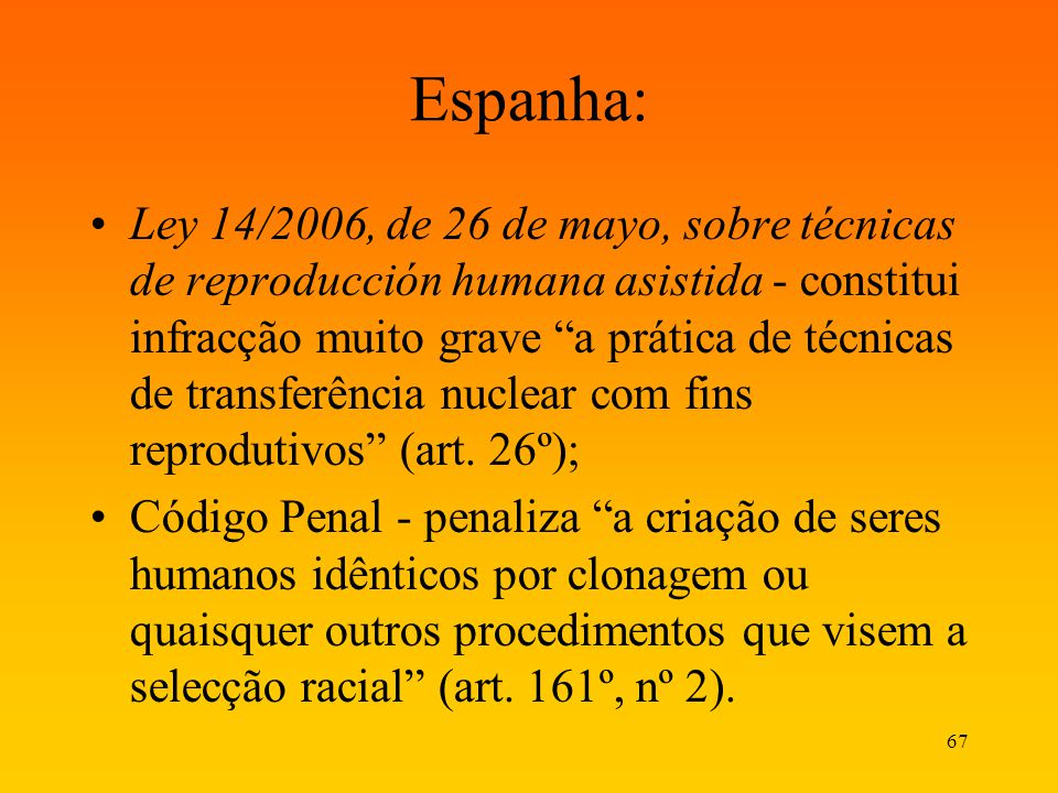Espanha: