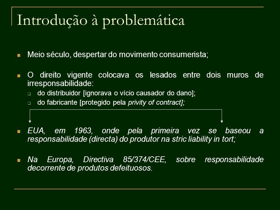 Introdução à problemática