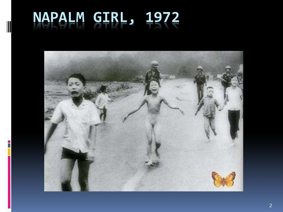 Napalm Girl, 1972