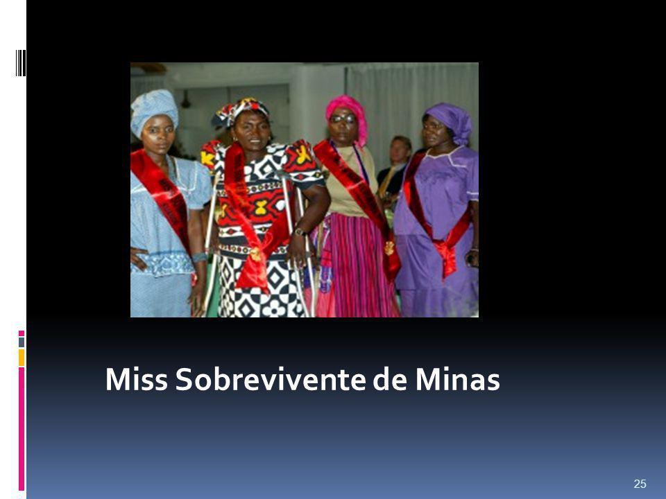 Miss Sobrevivente de Minas