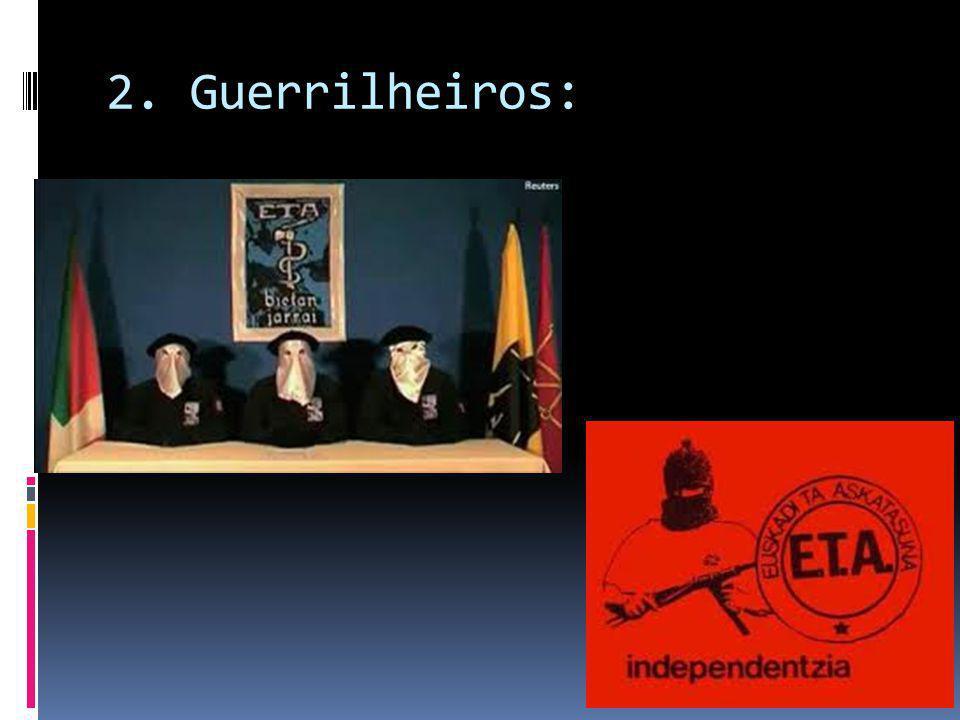 2. Guerrilheiros: