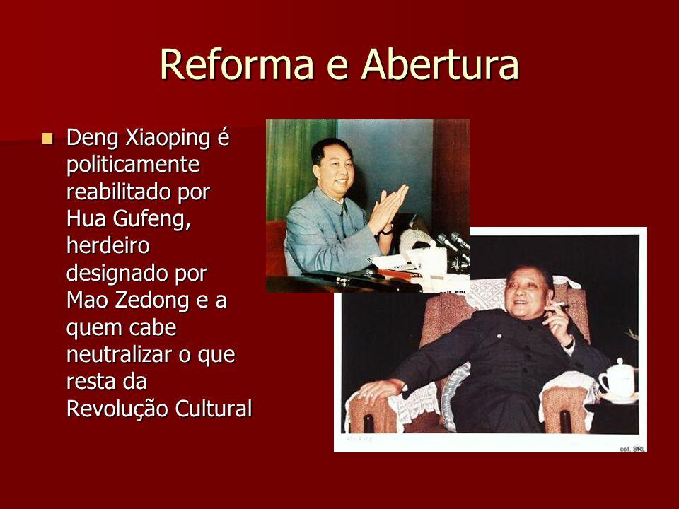Reforma e Abertura