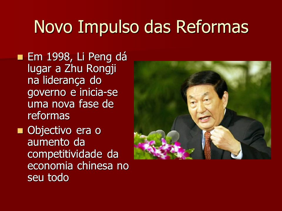 Novo Impulso das Reformas