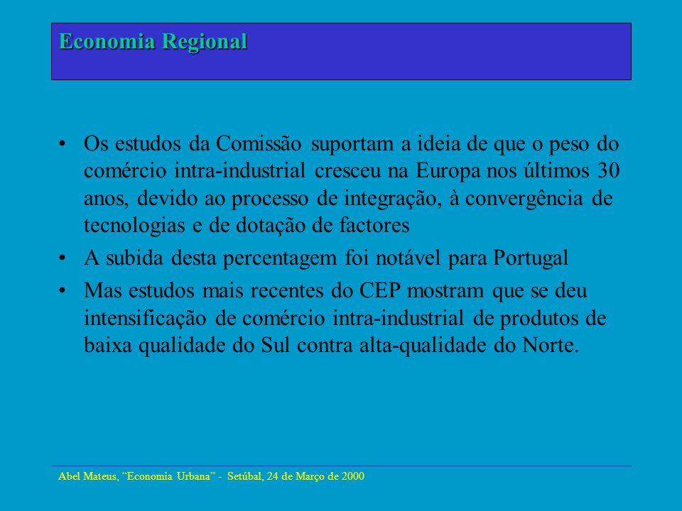 A subida desta percentagem foi notável para Portugal