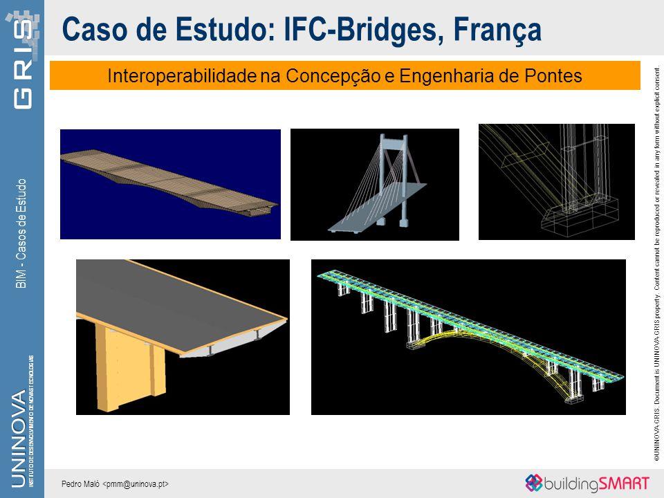 Caso de Estudo: IFC-Bridges, França