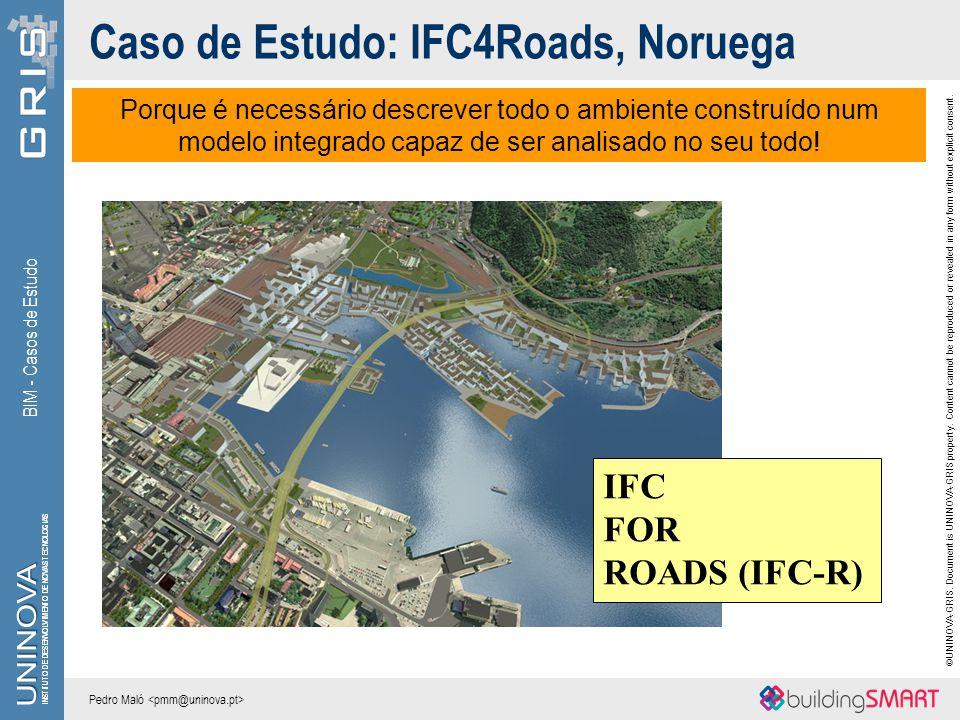 Caso de Estudo: IFC4Roads, Noruega