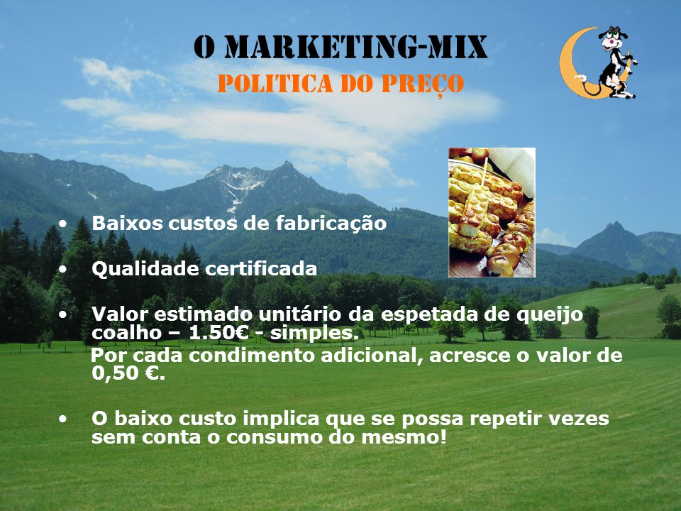 O Marketing-Mix Politica do Preço