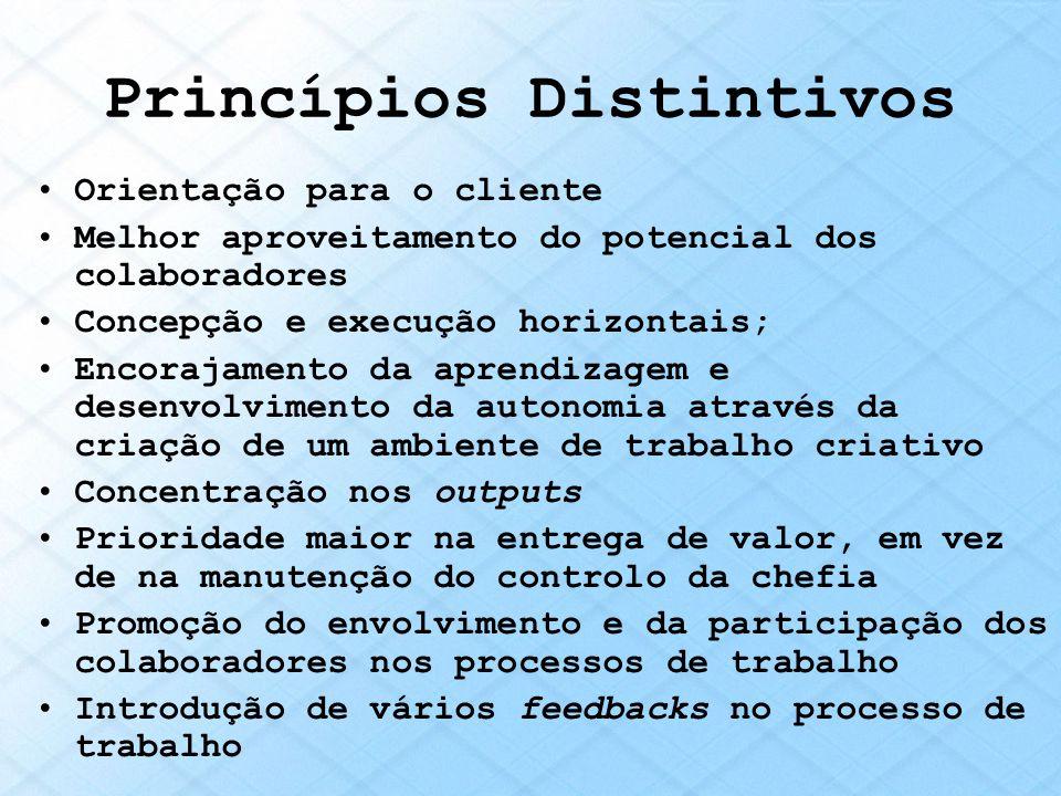 Princípios Distintivos