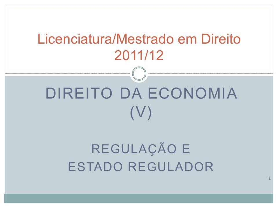 Licenciatura/Mestrado em Direito 2011/12