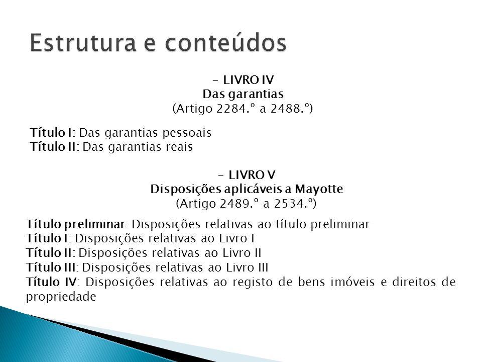 Disposições aplicáveis a Mayotte