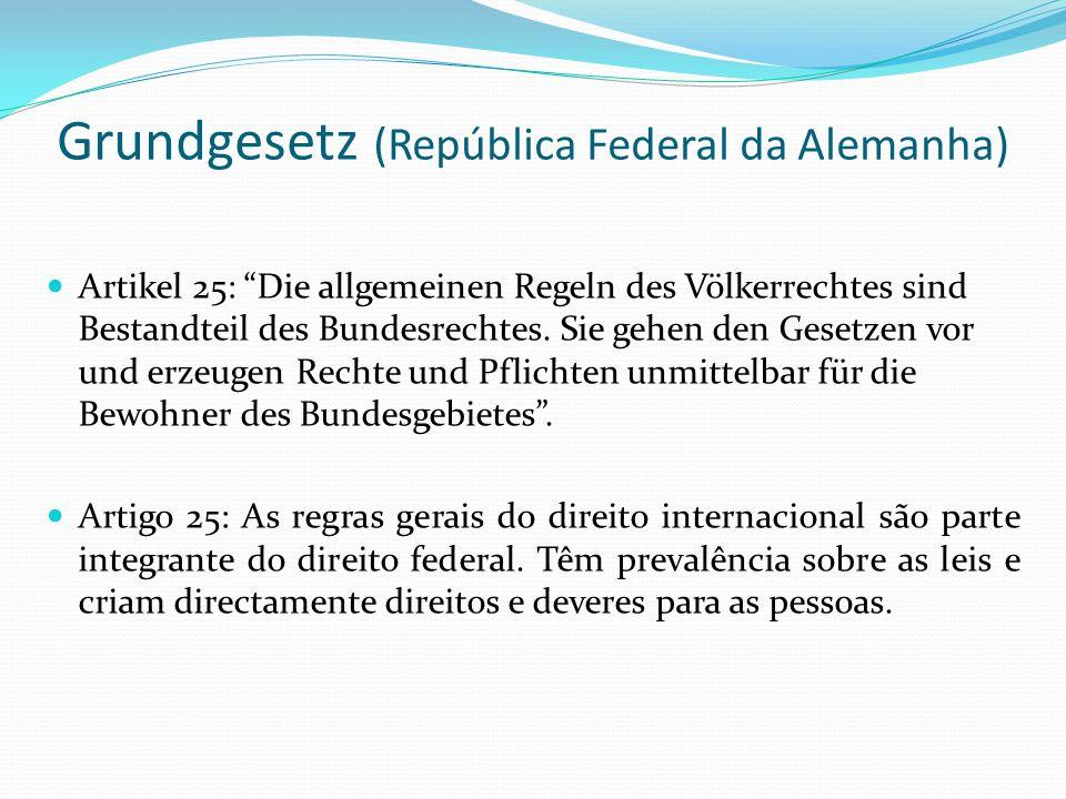 Grundgesetz (República Federal da Alemanha)