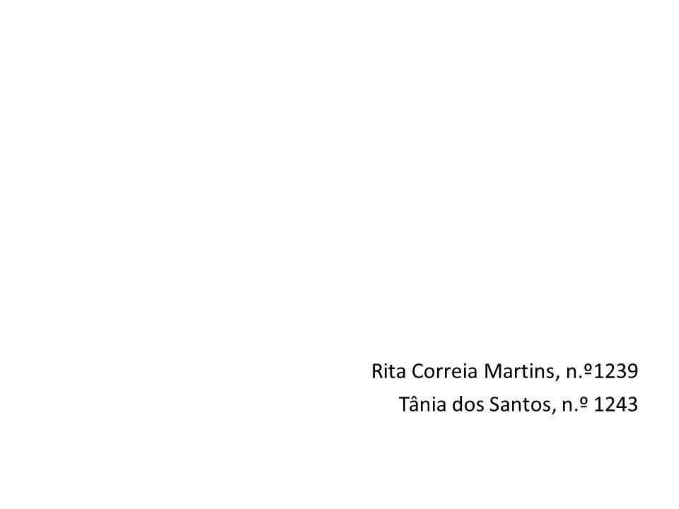 Rita Correia Martins, n.º1239